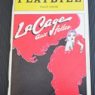 Le Cage Aux Folles Performing Arts Palace Theatre 1983