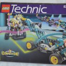 Lego Technic Manual Only for 8245 Robots Revenge Cyber Slam 56pp 1998
