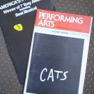 Performing Arts Cats Shubert 1985 Musical Playbill Program