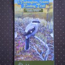 Lot 4 Maps Washington Birding Trail Cascade Southwest Olympic