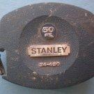 Stanley 50ft Measuring Tape 34-450 Vintage Measure