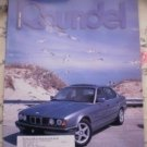 BMW Roundel March 2000 Vol 31 No 3 Club Magazine