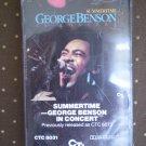 George Benson Summertime In Concert 1981 CTC 8031