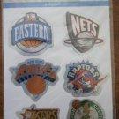 NBA Brigade Badge Laser Stickers Atlantic Allpro Deals NBBS 035