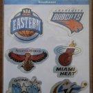 NBA Brigade Badge Laser Stickers Southeast Allpro Deals NBBS 034