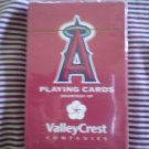 Playing Cards Angels A Anaheim LA New Baseball Team