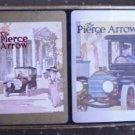 Pierce Arrow Playing Cards Congress 2 decks Vintage