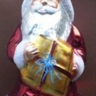 1994 A Gifted Santa Christopher Radko Ornament