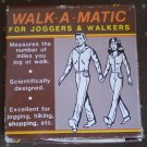 Walk a Matic Pedometer Japan 1985 Chadwick Miller 76333