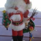 Holzkunst Christian Ulbrecht Nutcracker Santa West Germany