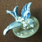Bird Pin for Hat Lapel Metal Vintage AS IS