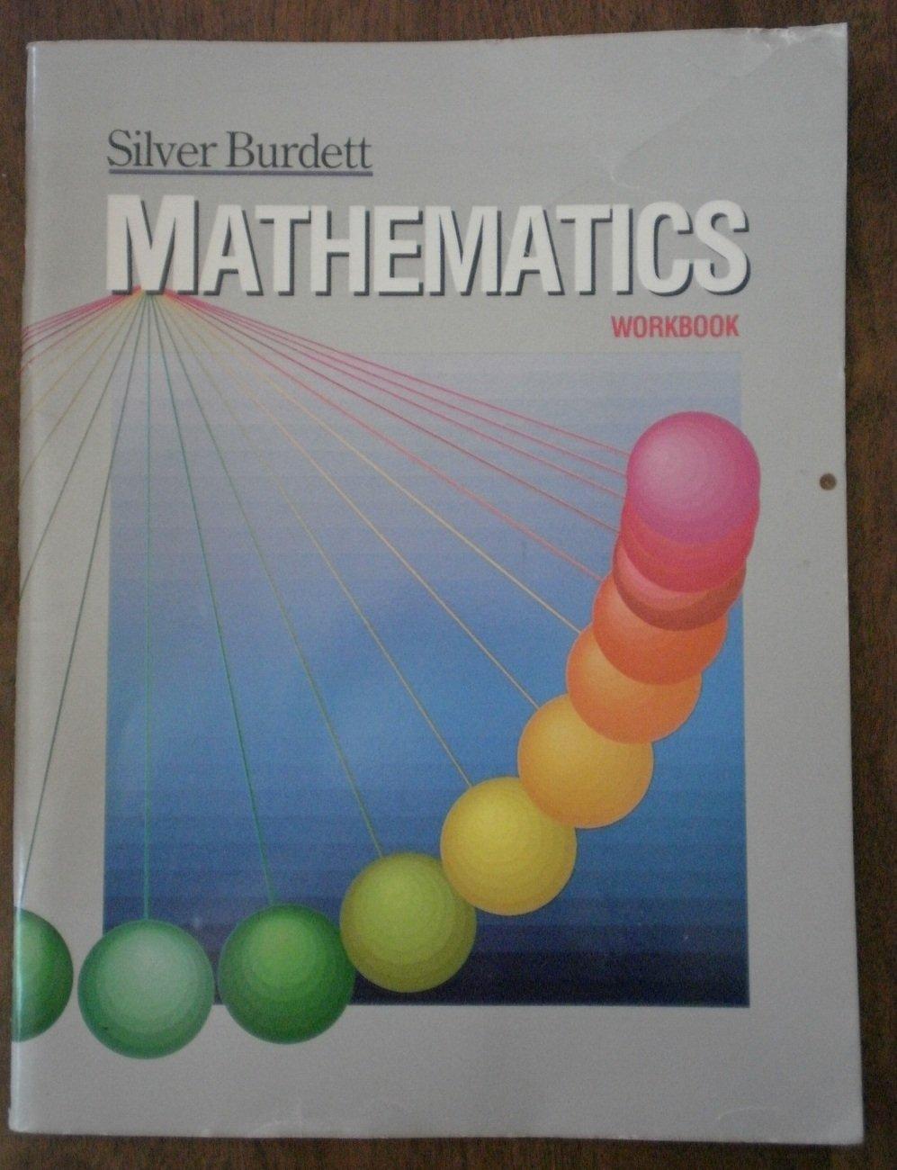 Silver Burdett Mathematics Workbook Student 1987 Book G7