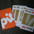 Wheat Cards 9 Pit Trading Game Parts 661 Parker Brothers 1973