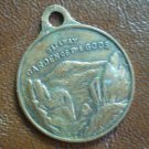 Gateway Garden Gods Colorado Charm Pendant Coin Copper