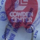 Cowden Center Hospital Red Apple Keychain Key Chain