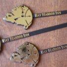 Bay Harbor Inn Swizzle Stick Pick Lot Vintage Stirrer