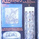 Repujado en Lamina Vol 3 Magazine Spanish Special Dora Veloz