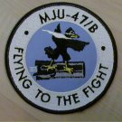 Patch MJU-47/B Flying to the Fight Military Infrared Counter