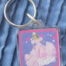 Barbie Keychain 1997 Mattel Key Ring Princess