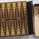 E S Lowe Backgammon Volume 521 Vintage 1939