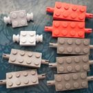 Lego Technic Axles for Wheels Tires Lot 9