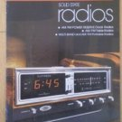 Zenith Solid State Radios Brochure Catalog R6062 R1-578
