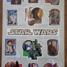 Star Wars Attack of the Clones Stickers 2002 Sandylion Canada