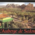 L'Auberge de Sedona Red Rocks Bob Bradshaw 1987 Oak Creek