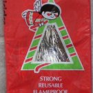 Decor Noel Icicles Silver 1000 Strands 18 inches NOS Box Vintage Christmas Decor
