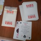 Sam's Town Playing Cards Hotel Gambling Hall Casino PGC 21