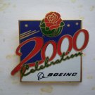 Boeing Pin 2000 Celebration Rose Parade Lapel Hat