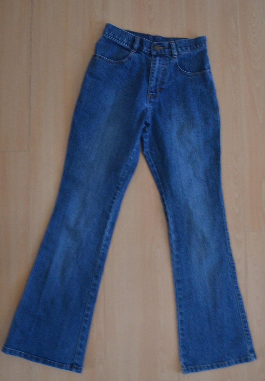 Lee Blue Jeans Denims Girls 14 Slims 14S Flare