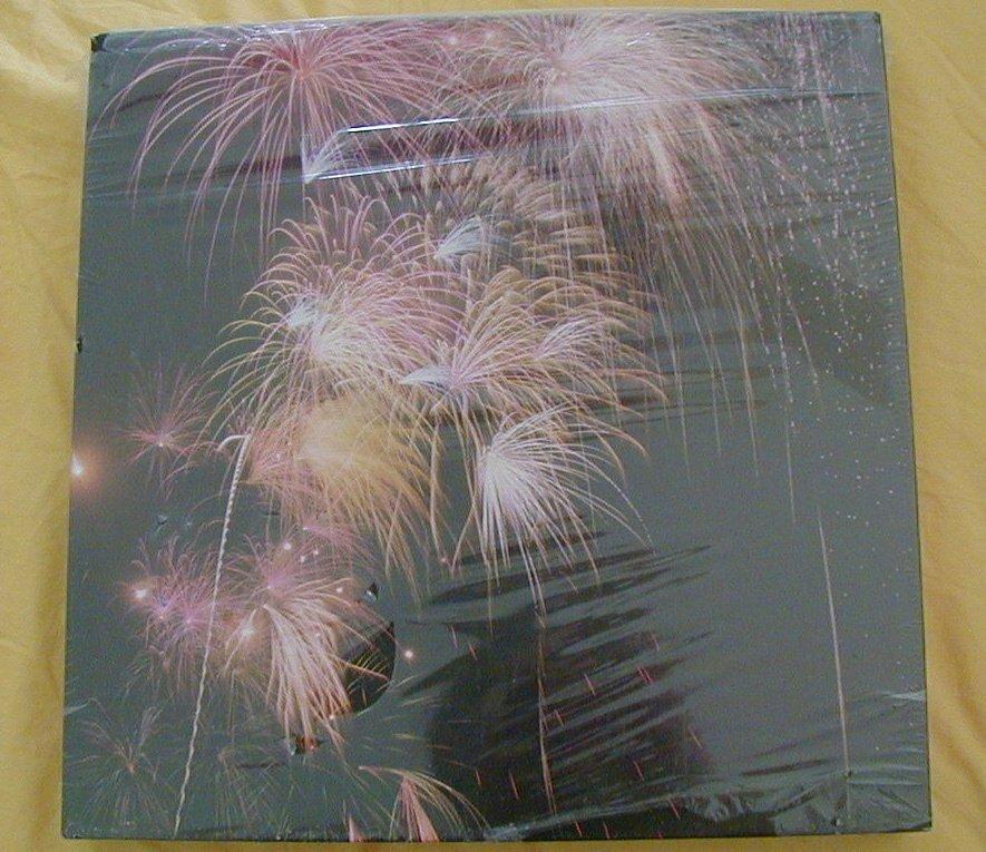 Jigsaw Puzzle Casse-Tete Fireworks oooo aaahh Hoyle 1982