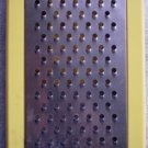 Sunkist Food Grater with Stand Yellow Vintage 3.5x6