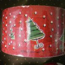 Printed Packaging Tape Tree Farm Ellen Crimi Trent Gift Wrap