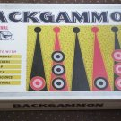 Backgammon Cardinal Industries Game 130 with Box