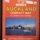 Wises Auckland Compact Map 3rd Ed Softcover