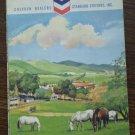 Los Angeles Chevron Standard Men Road Map Vintage