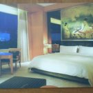 Pangu 7 Star Hotel Postcard Beijing China 2011 Room