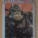 Star Wars Return of the Jedi Jigsaw Puzzle Vintage 1983 Craft Master Gamorrean Guard