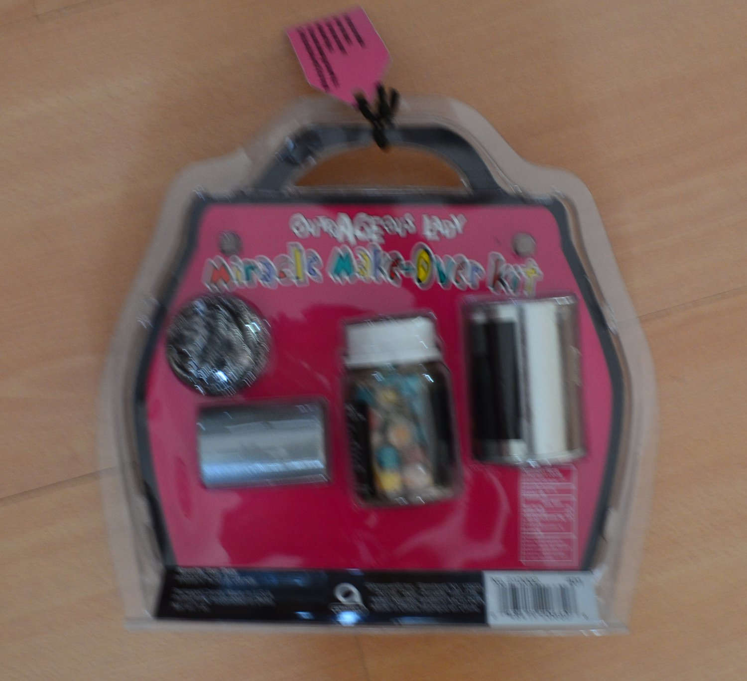 Outrageous Lady Miracle Make-Over Kit Amscan Gag Gift 210002