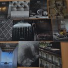 Lot 11 RESTORATION HARDWARE 2014 Collection Annual Source Book Catalog