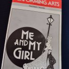 Me and My Girl Pantages Theatre Playbill Performing Arts 1988
