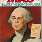 Mad Magazine #181 March 1976 Bicentennial Year