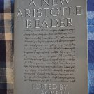 A New Aristotle Reader J.L. Ackrill Paperback 4th printing with Correction 1989