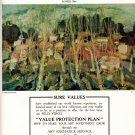 1964 Baboulene Gallery Vintage Print Ad La Bergerie Rose Romanet-Vercel
