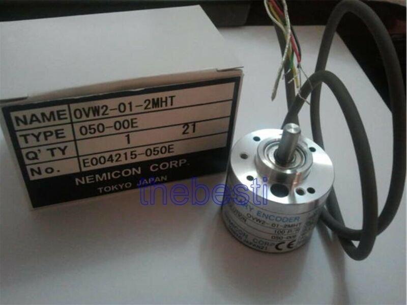 1 PC New Nemicon Rotary Encoder OVW2-01-2MHT In Box
