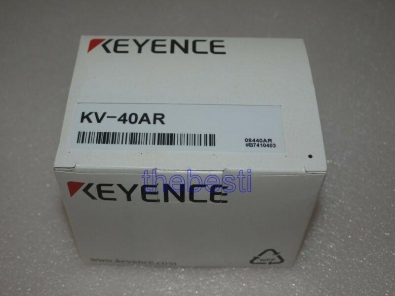 1 PC New Keyence KV-40AR PLC Module In Box