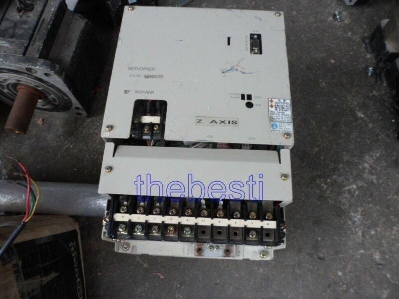 1 PC Used Yaskawa SGDB-60ADG Servo Driver In Good Condition