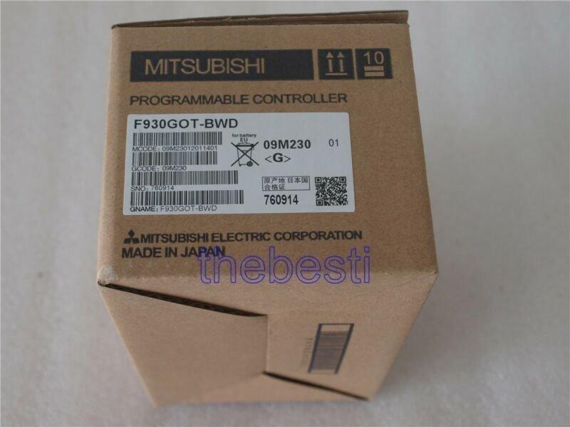 1 PC New Mitsubishi F930GOT-BWD Interface Panel Terminal In Box